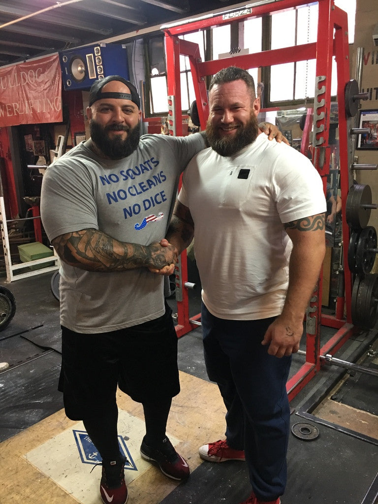 Recent adventures in Powerlifting. Part. 2 – venues, heroes and weigh-ins