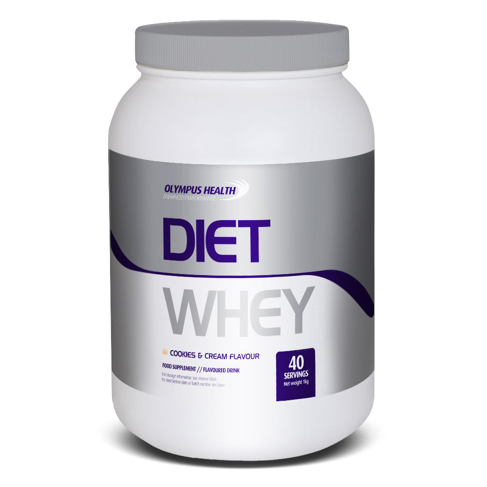 What can Diet Whey do for you?