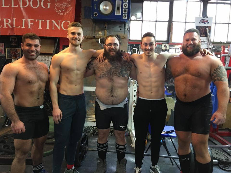 Recent adventures in Powerlifting. Part. 1 – Deciding to compete at 40 years old