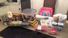 Kevin Ryan bodybuilding meal prep