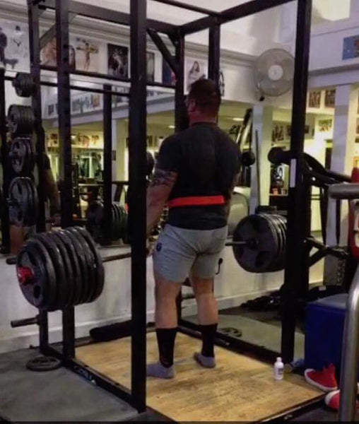 Rick Jones Deadlift 310kgs