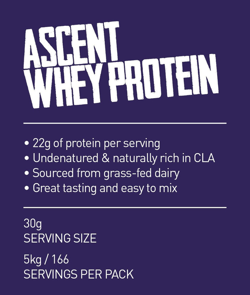 Olympus Health ASCENT cheap whey protein