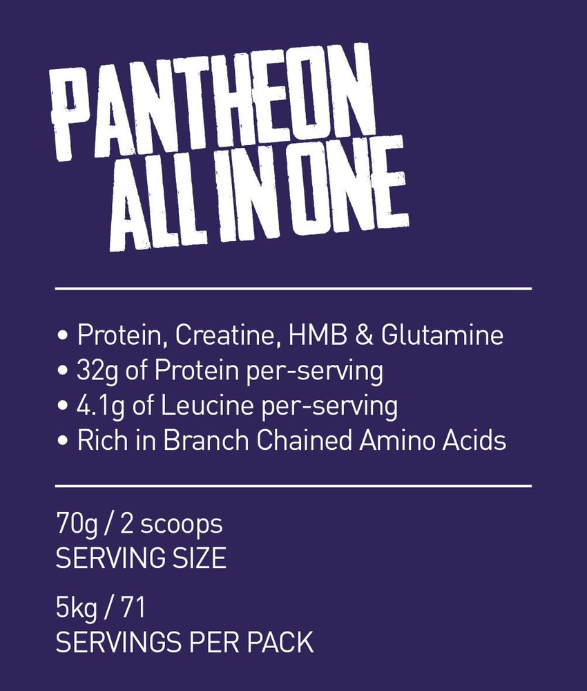 All in One Protein Powder