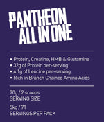 PANTHEON All in One