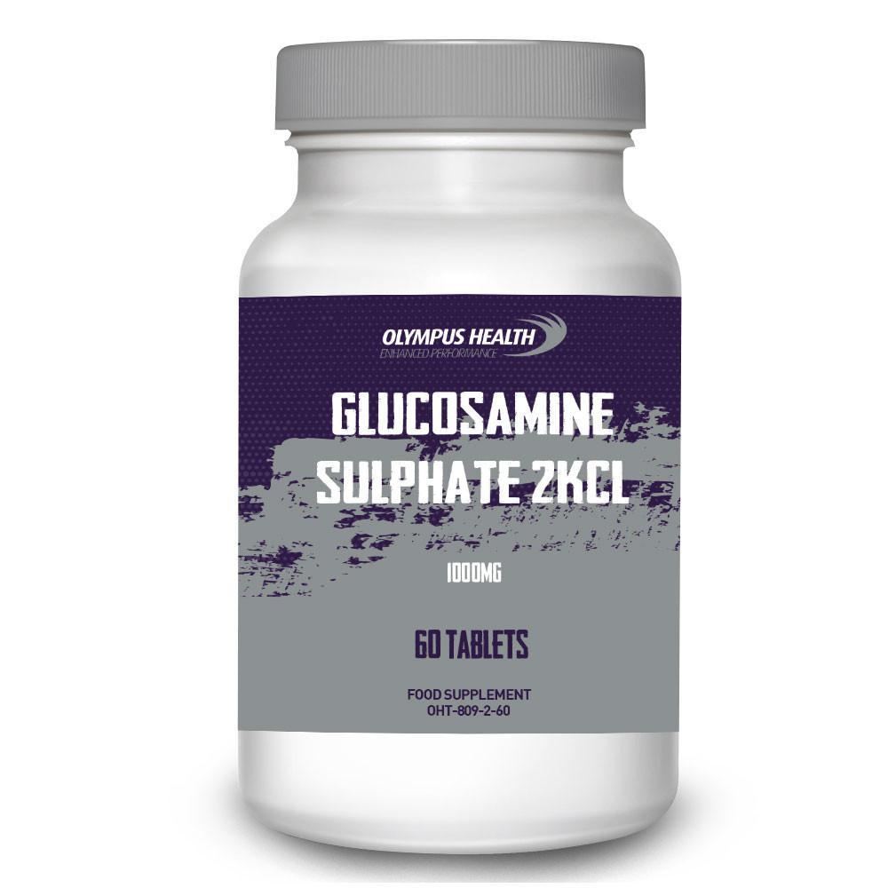 Glucosamine Sulphate 2kcl 1000mg 60 Tablets