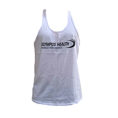 Original Olympus White Tank Top