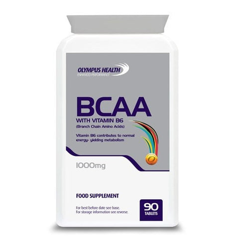 Olympus Health Branch Chained Amino Acids BCAAs tablets