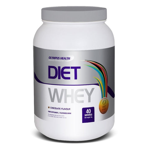 Olympus Health diet whey low-calorie protein powder