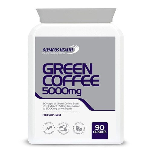 Olympus Health Green Coffee tablets supplement