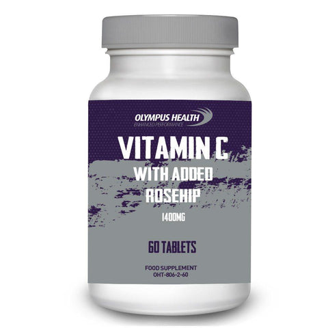 Vitamin C 1000mg & Rosehip 400mg 60 Tablets