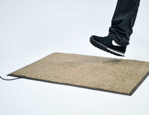 Barrier Mat for Floor Pressure Mats