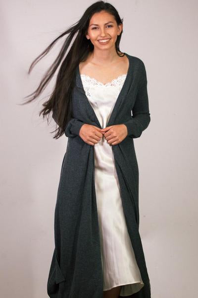 Robes in Silk or Cashmere