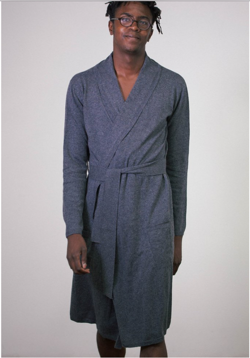 Mens Sleepwear Silk and Cashmere