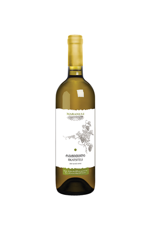 MARANULI Rkatsiteli - Dry White Wine (375ml)
