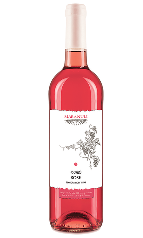 MARANULI Rose - Semi-Dry Rose Wine