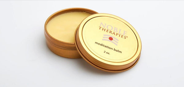 Meditation and Yoga Balm