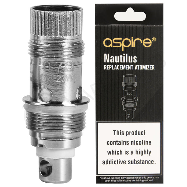 ASPIRE NAUTILUS 0.7OHM REPLACEMENT COILS