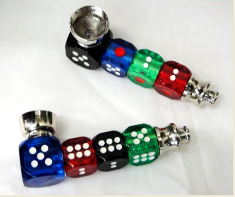 LARGE DICE PIPE