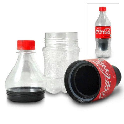 SOFT DRINK BOTTLE SAFE