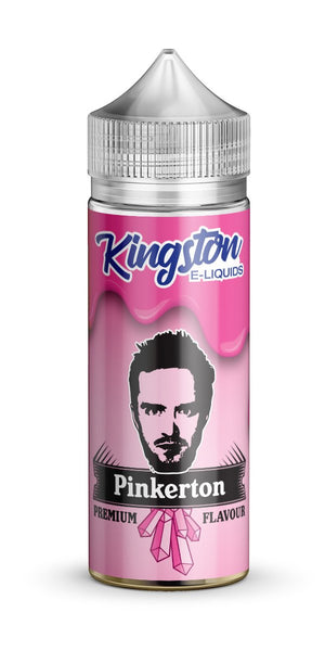 KINGSTON ZINGBERRY PINKERTON 120ML SHORTFILL 0MG