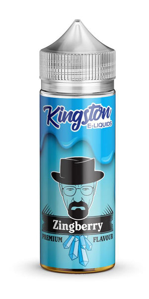 KINGSTON ZINGBERRY 120ML SHORTFILL 0MG
