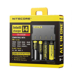 NITECORE INTELLICHARGER I4 CHARGER