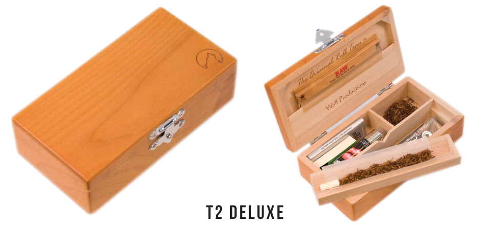 WOLF PRODUCTION T2 DELUXE ROLL BOX