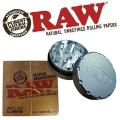 RAW 2 PART GRINDER 50MM