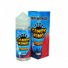 CANDY KING SWEDISH 120ML SHORTFILL 0MG