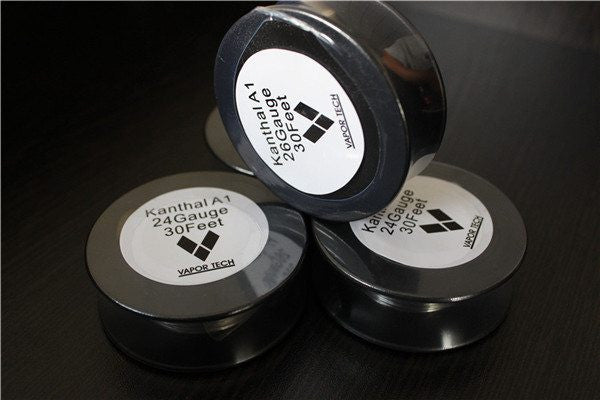VAPORTECH KANTHAL A1 RESISTANCE WIRE
