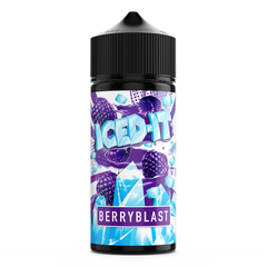 ICED IT BERRY BLAST 100ML 0MG