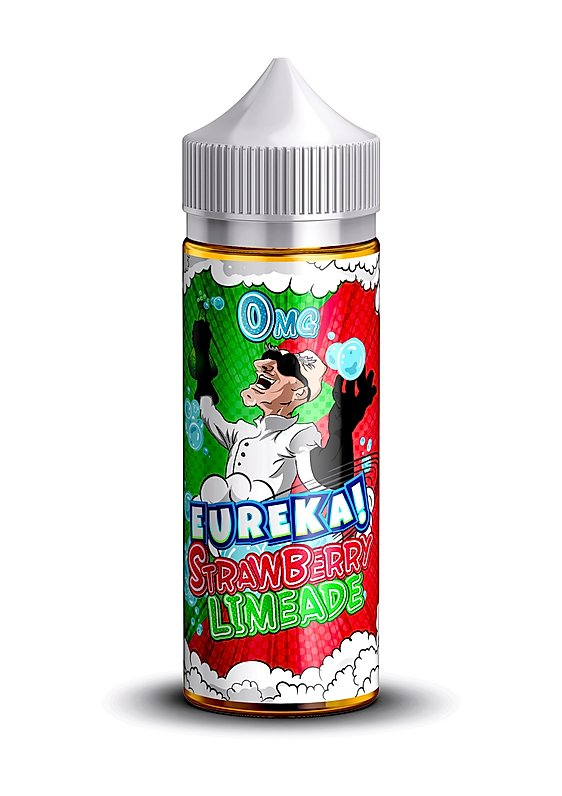 EUREKA STRAWBERRY LIMEADE 100ML 0MG
