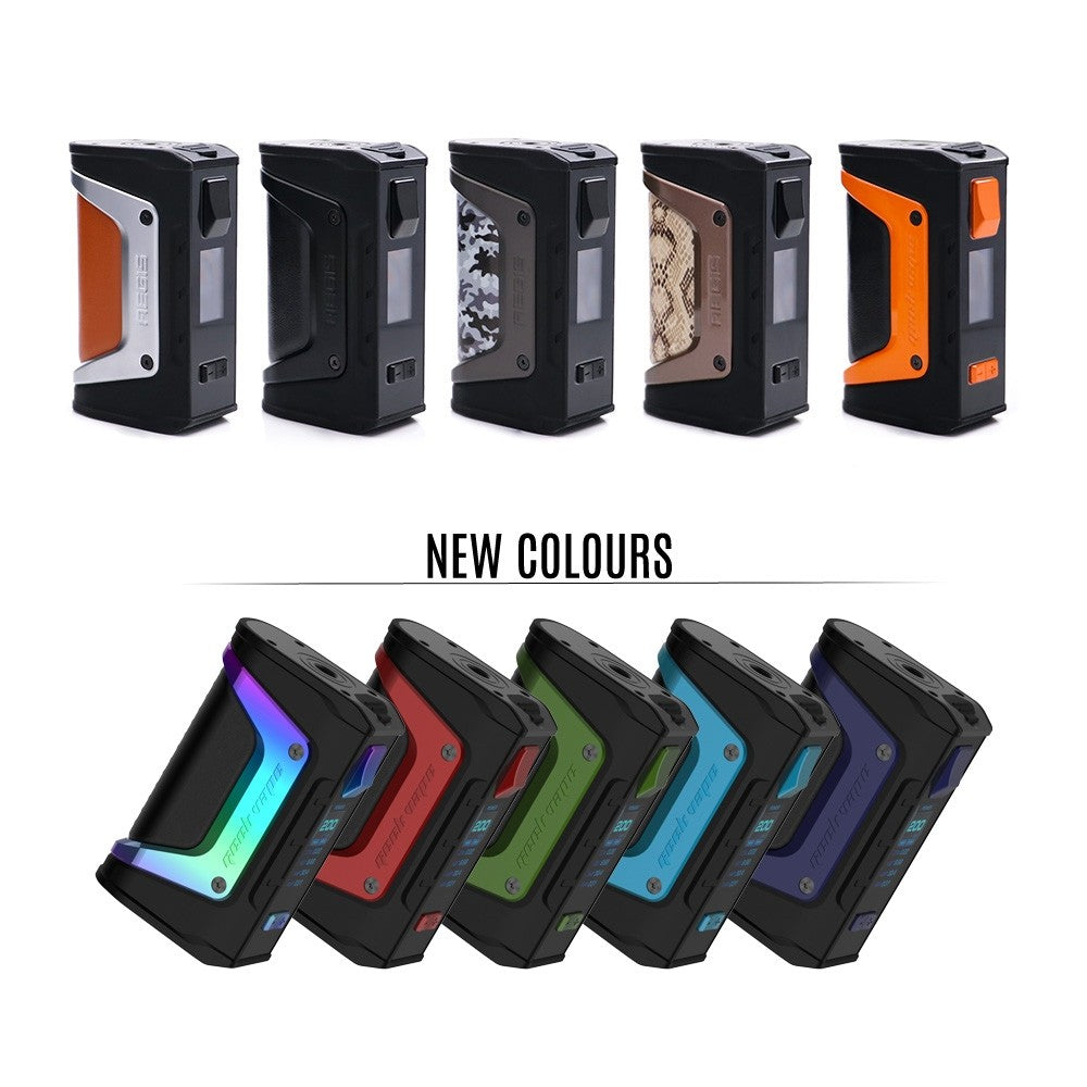 GEEK VAPE AEGIS LEGEND 200W BOX MOD
