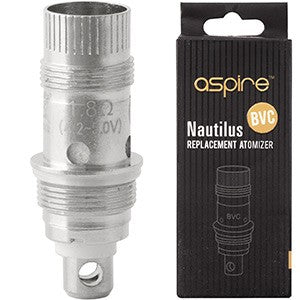 ASPIRE NAUTILUS 1.8OHM REPLACEMENT COILS