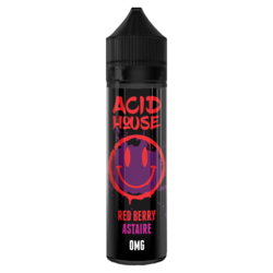 ACID HOUSE RED BERRY ASTAIRE 50ML 0MG