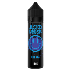 ACID HOUSE BLUE RAZZ 50ML 0MG