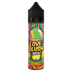 LOVE SLUSH TROPICAL 0MG 50ML