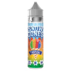 SNOW CONES TROPICAL 50ML 0MG