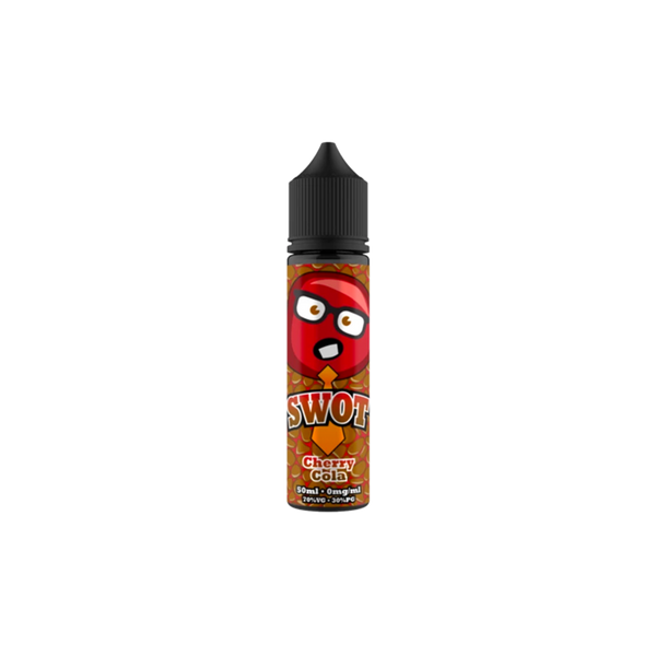SWOT CHERRY COLA 50ML 0MG