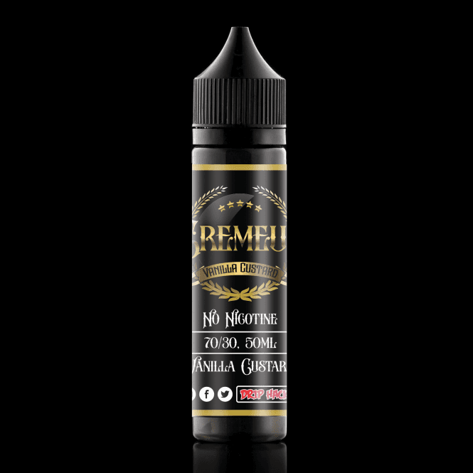 DRIP HACKS CREMEUX 50ML 0MG