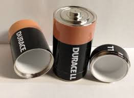 DURACELL D BATTERY SAFE