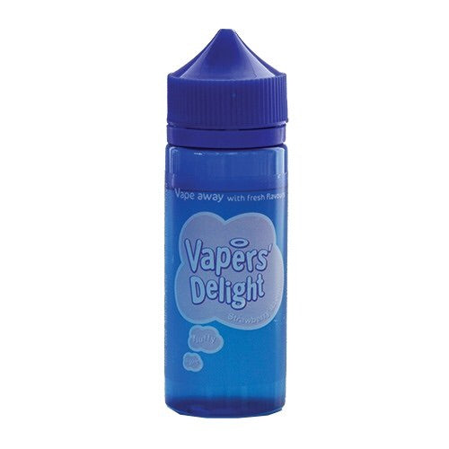 VAPERS DELIGHT STRAWBERRY 100ML SHORTFILL