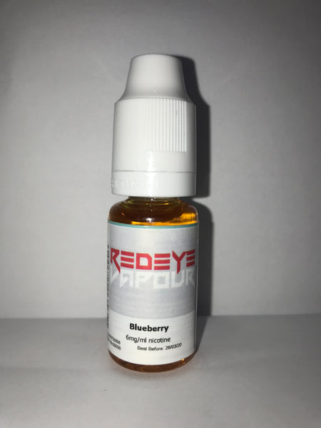BLUEBERRY 50/50 E-LIQUID 10ML BY REDEYE VAPOUR