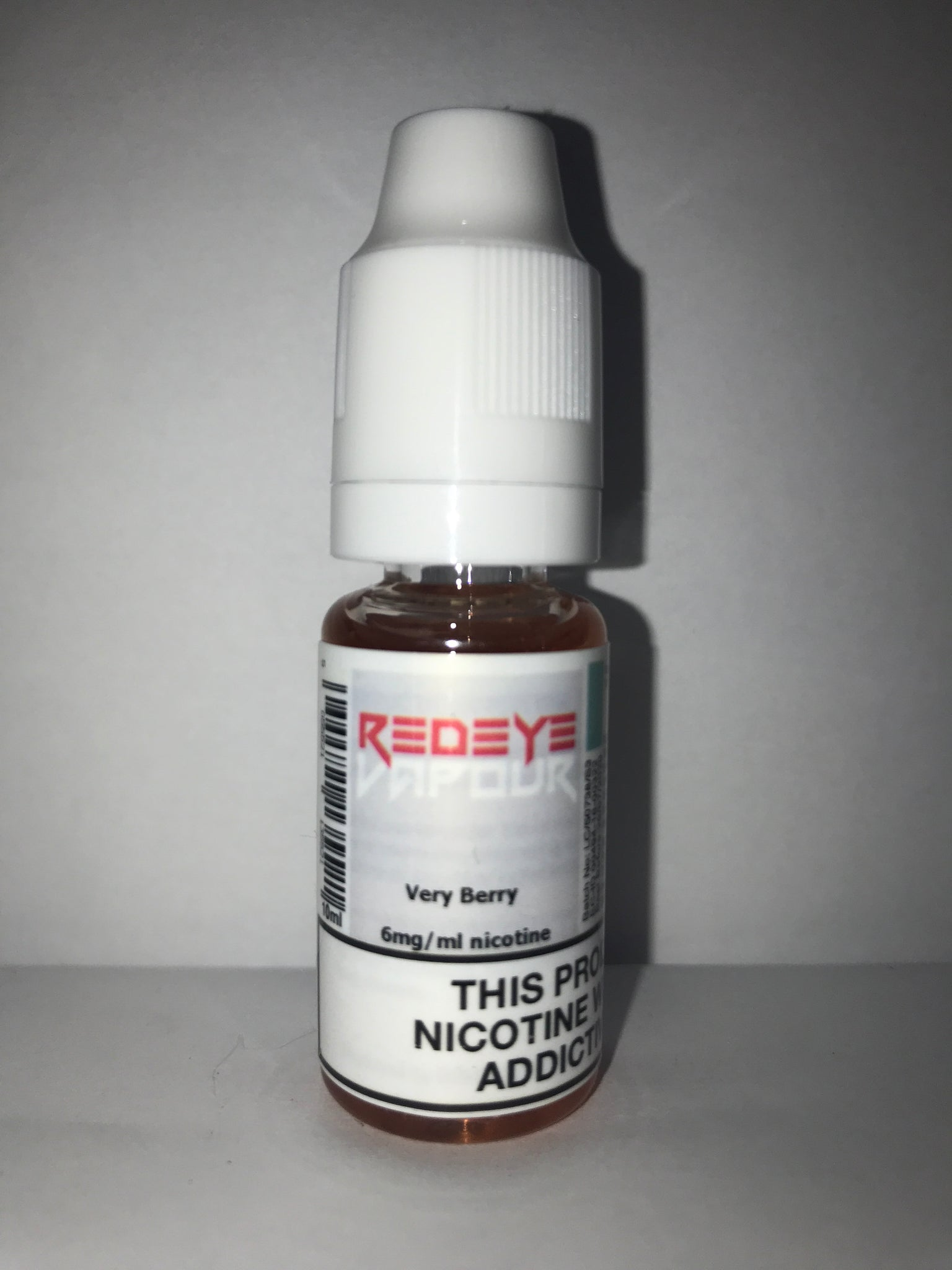 VERY BERRY 50/50 E-LIQUID 10ML BY REDEYE VAPOUR