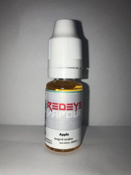 APPLE 50/50 E-LIQUID 10ML BY REDEYE VAPOUR