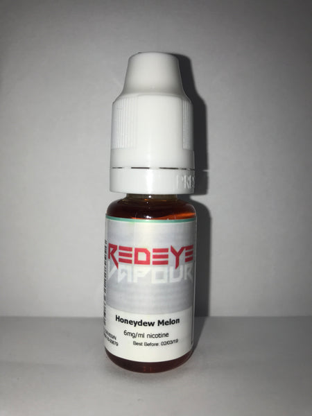 HONEYDEW MELON 50/50 E-LIQUID 10ML BY REDEYE VAPOUR