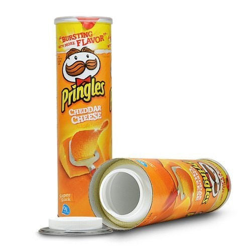LARGE PRINGLES SAFE CHEDDAR CHEESE