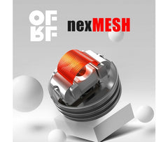 OFRF NEXMESH 0.13 OHM MESH STRIPS (PACK OF 10)