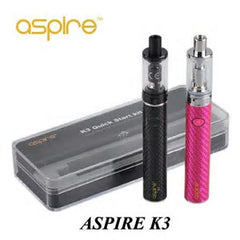 ASPIRE K3 STARTER KIT 1200MAH