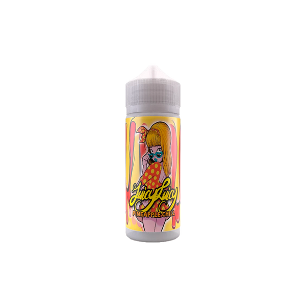 JUICY LUICY PINEAPPLE CHILL 100ML 0MG